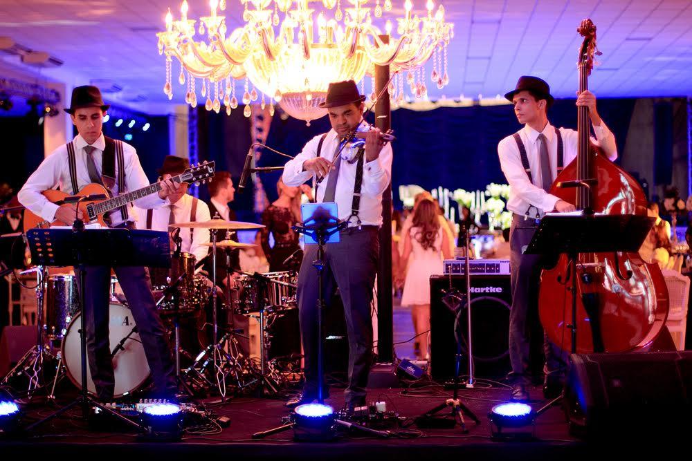 Banda Violino Lounge