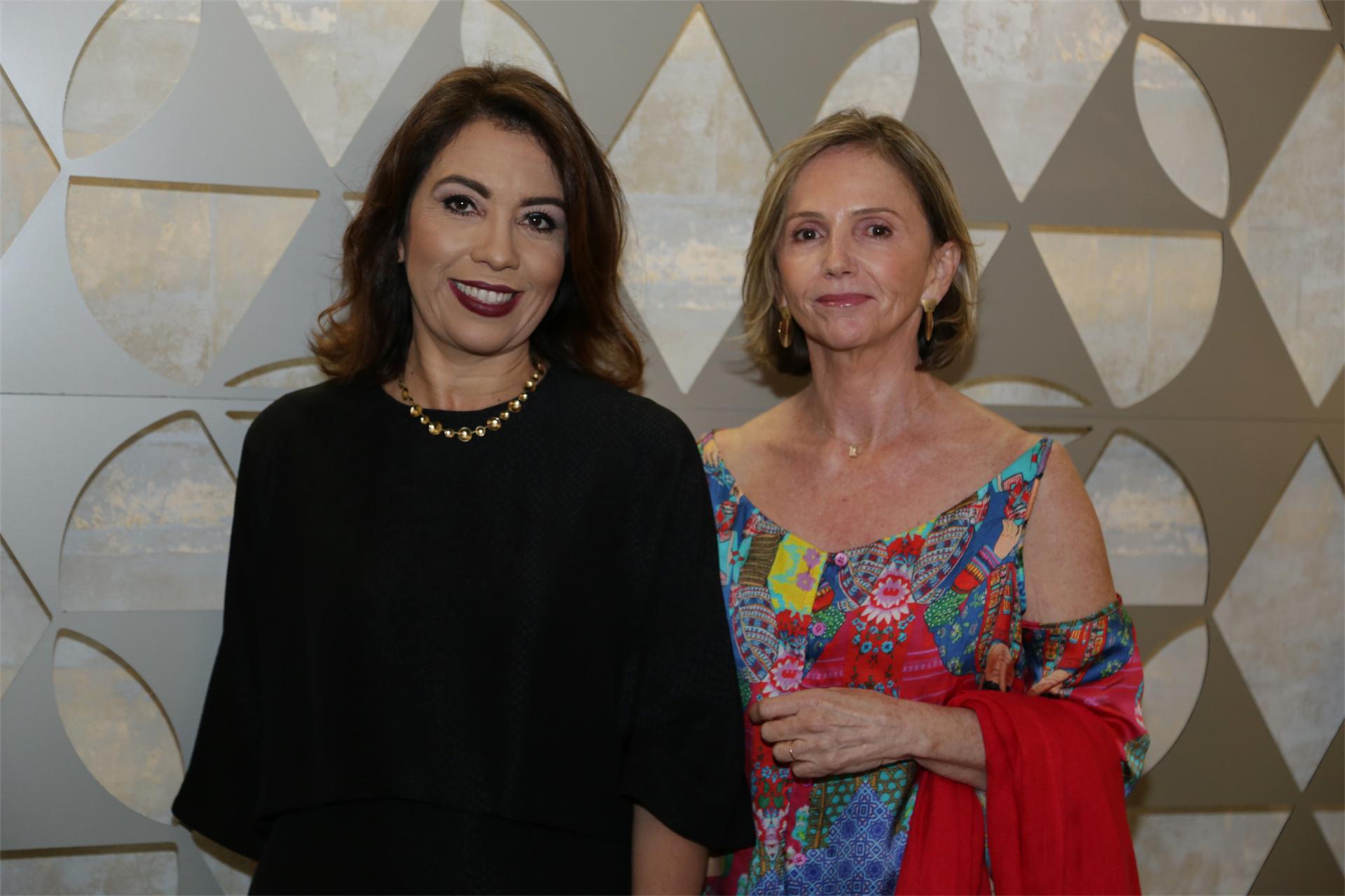 Eliane Martins e Sheila Podestá