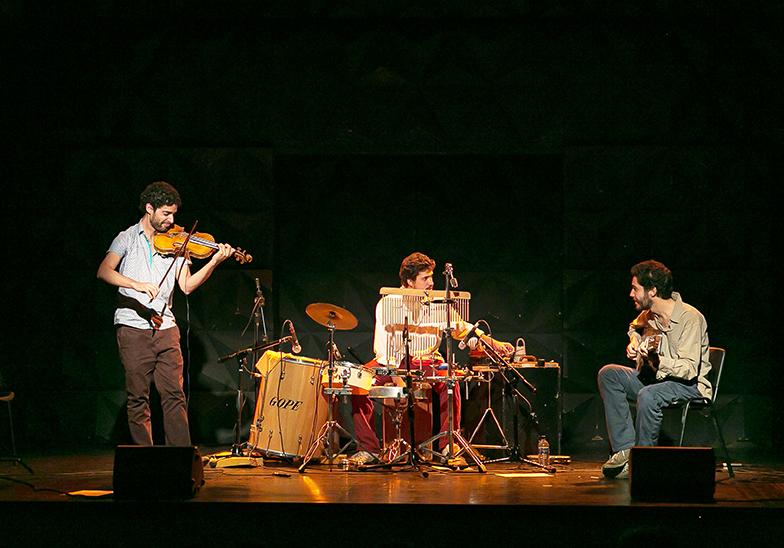 Guilherme Pimenta Trio