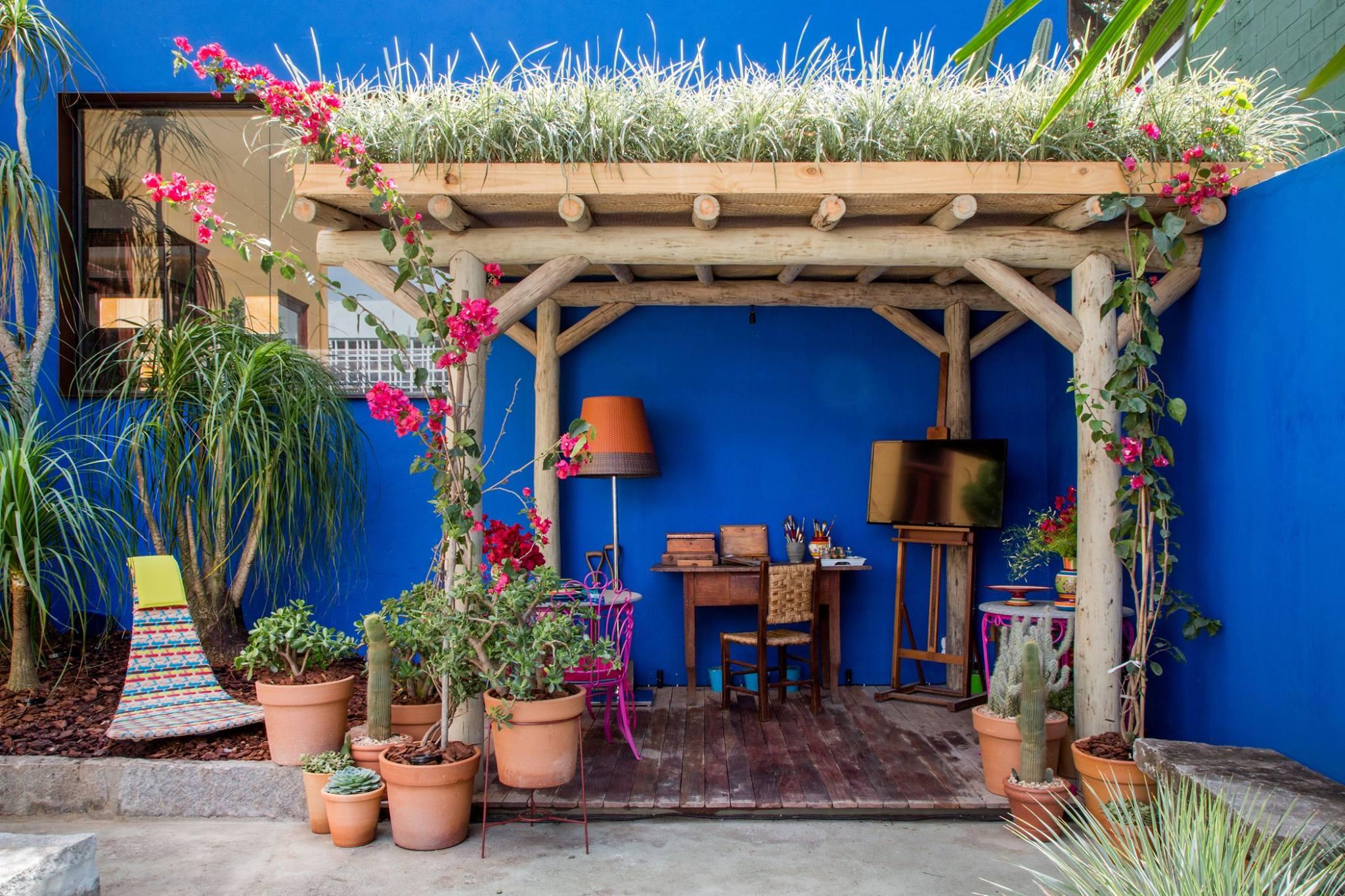 Jardim da Frida Kahlo, de Paula Bergamin