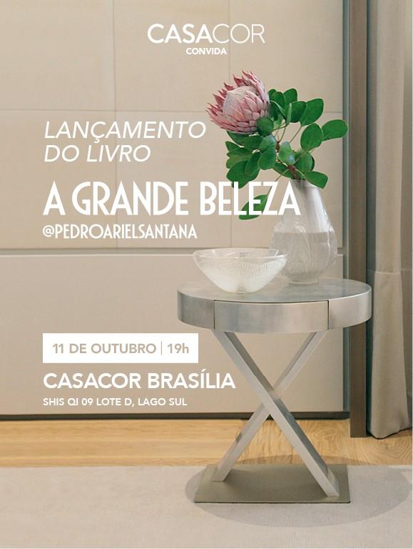 Livro A Grande Beleza de Pedro Ariel