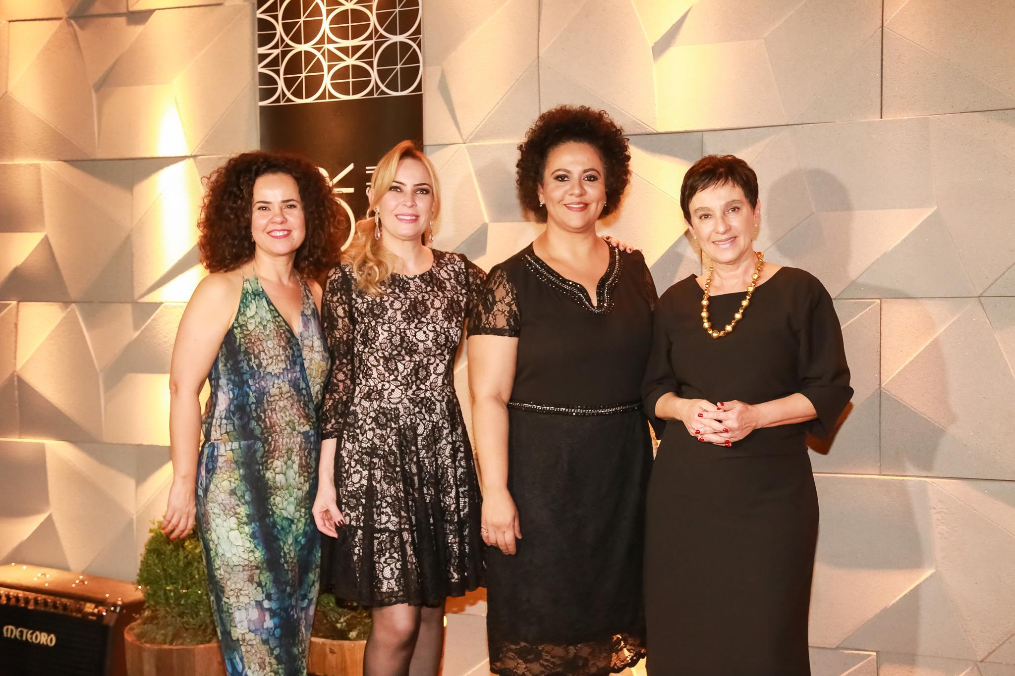 Luciane Mamoré, Tatiana Ratier, Dilma Bernardes, Livia Pedreira