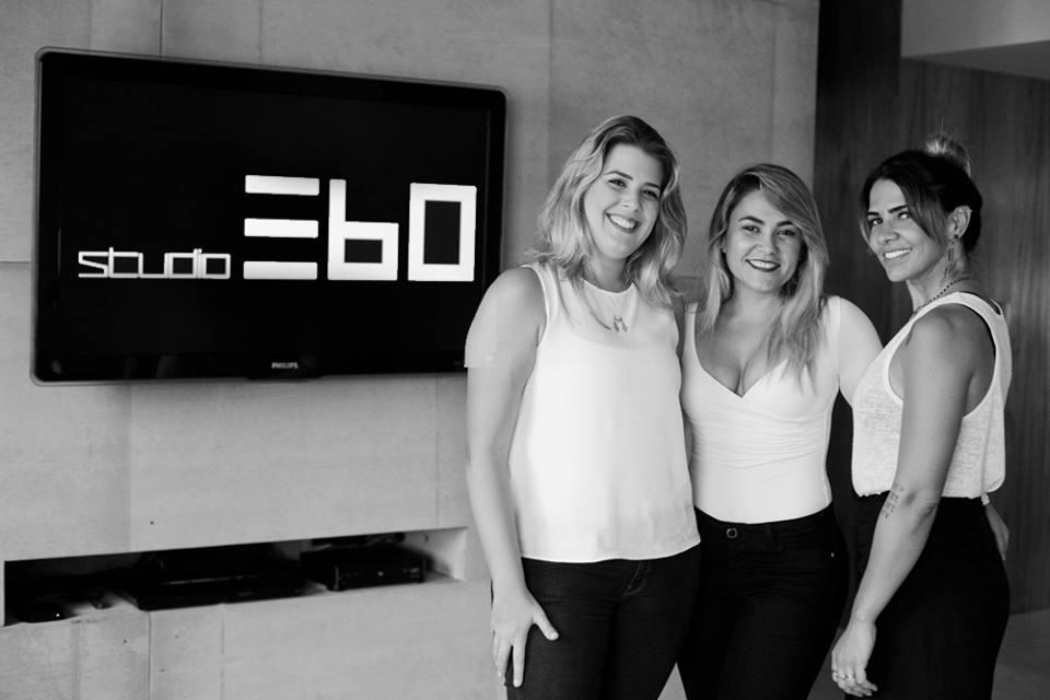 Marcela Salazar, Katya Veras e Giselly Agra - Foto divulgação