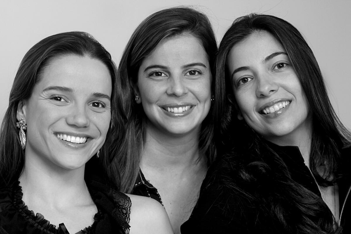 O trio Maria Gabriela, Juliana e Natacha será responsável pela criação do Home Theater