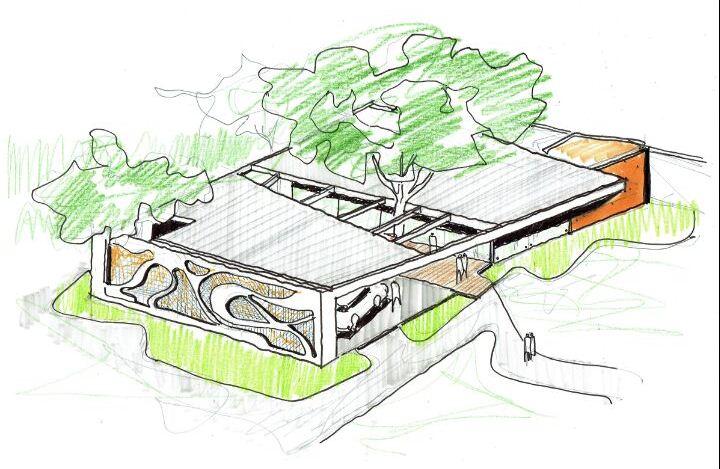 Projeto do arquiteto Carlos Fernando Pontual para a CASA COR PE (1)