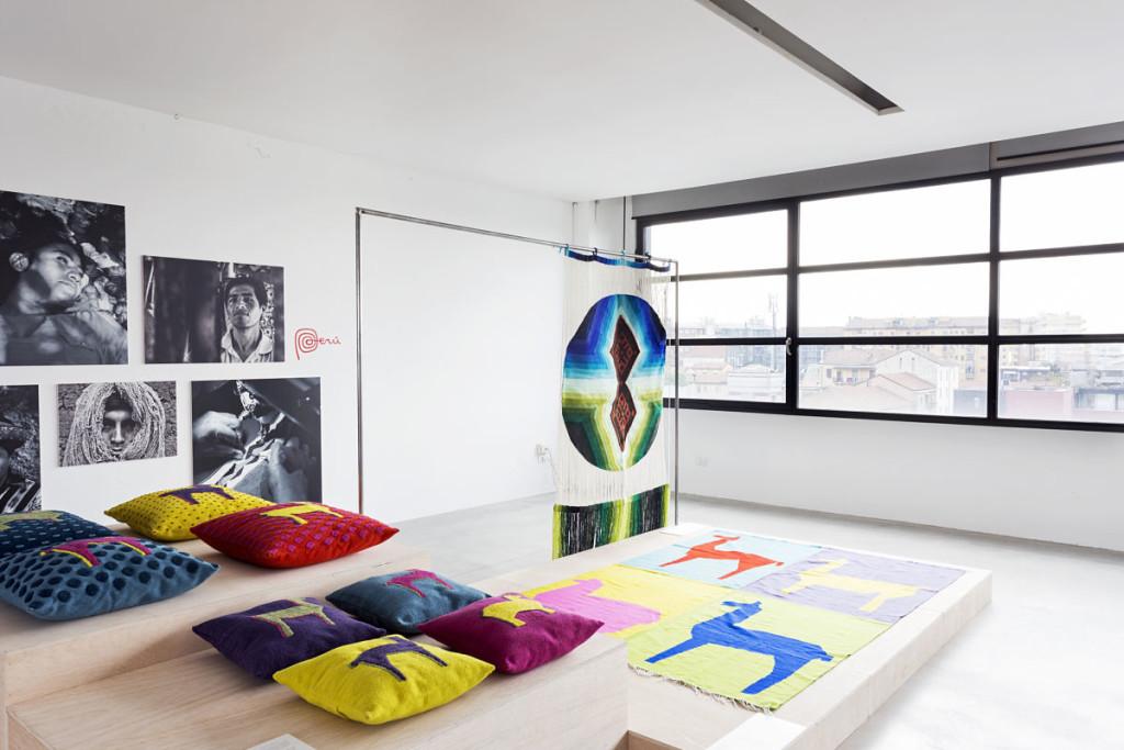 Projeto New Craft de Marcelo Rosenbaum em Milão - Foto reprodução