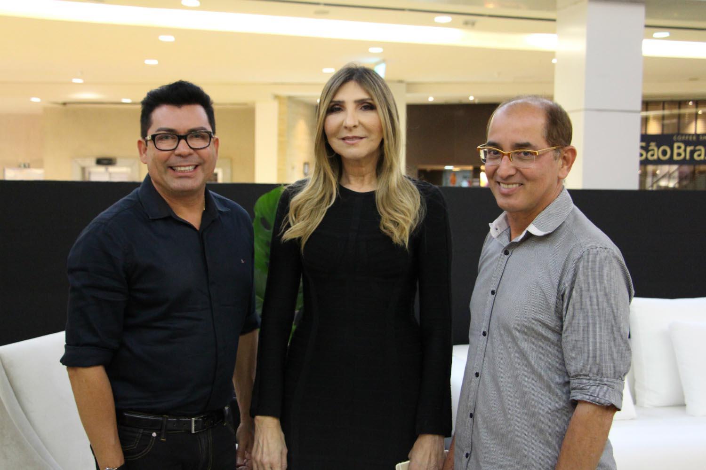Ricardo Castro, Valdete Duarte, Cesar Revorêdo