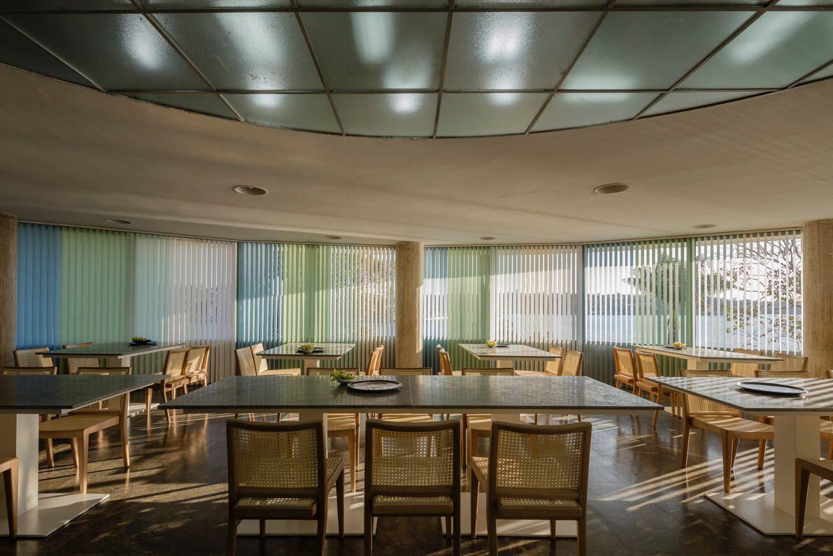 Ser Moderno - Restaurante Museu de Arte da Pampulha - Peças de Olavo Machado Neto - Arquiteto Pedro Lázaro - foto Jomar Bragança5