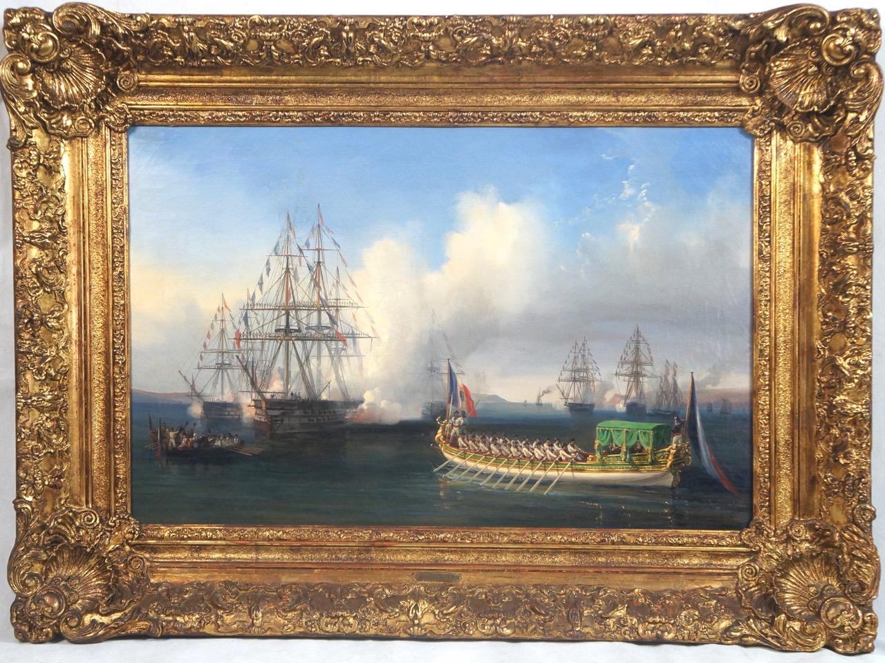 Atribuído à Auguste_Étienne_MMayer_PENDANT(1805-1890)_47X72cm(2)