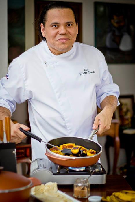 Chef Leandro Ricardo - Foto divulgação
