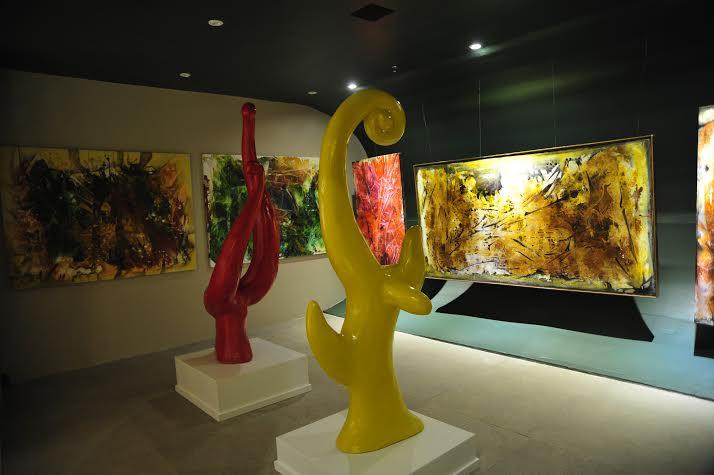 Galeria de Arte - Hercules Jr