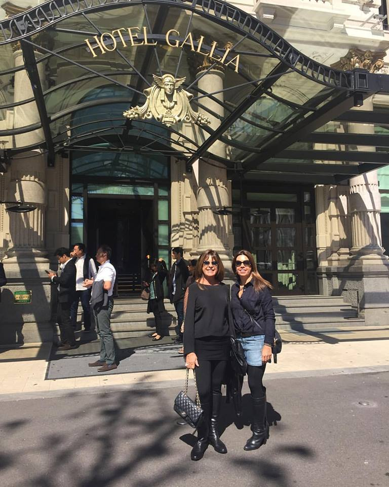 Joia Bergamo e Priscilla Bergamo