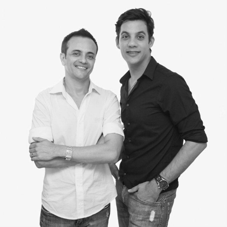 Josemar Costa Jr e André Azevedo - Foto Divulgação