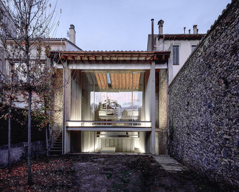 Row House 2012 Olot, Girona, Spain