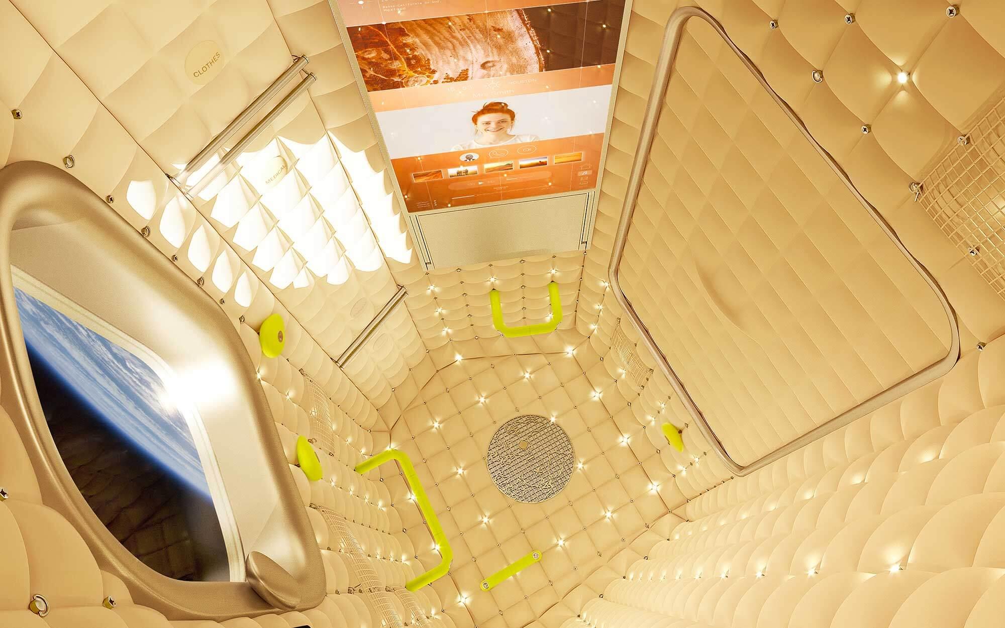 Philippe Starck para a Axiom Space