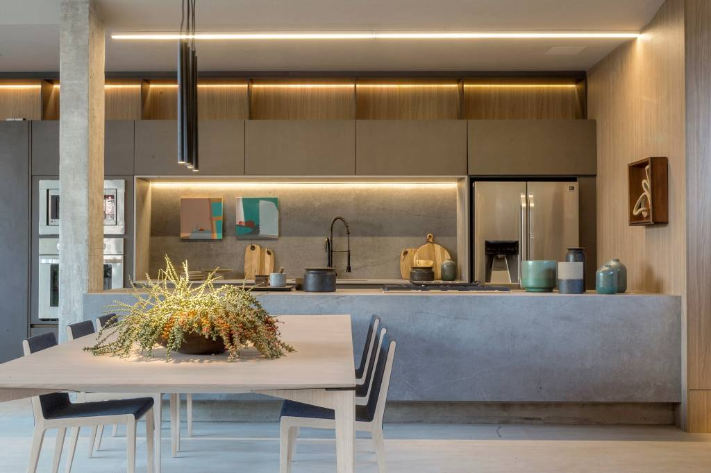 Casa Finitura por Deborah Pinheiro Arquitetura