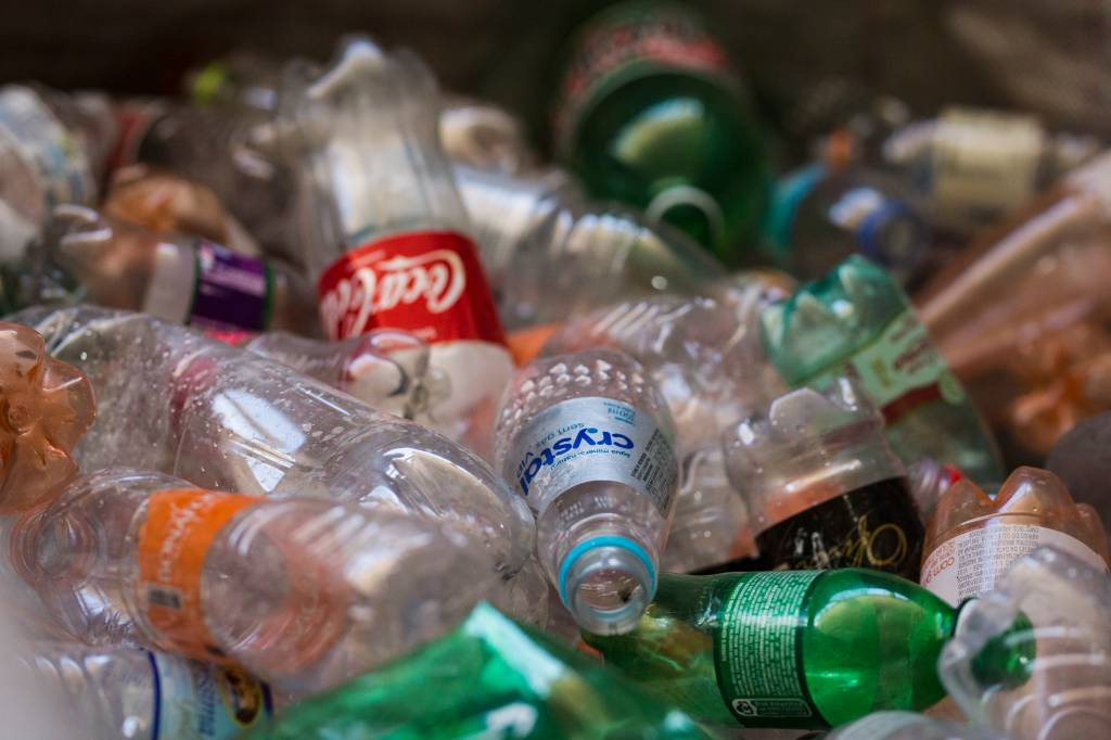 Separação de plásticos na CASACOR SP 2019